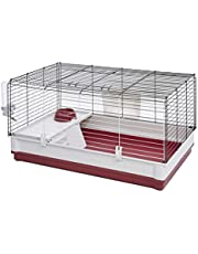 MidWest Homes for Pets 158 Wabbitat Deluxe Rabbit Home, Rabbit Cage, 39.5 L x 23.75 W x 19.75 H inch