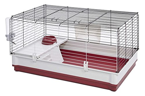 Midwest Homes for Pets Wabbitat Deluxe Rabbit Home Kit, 39.5