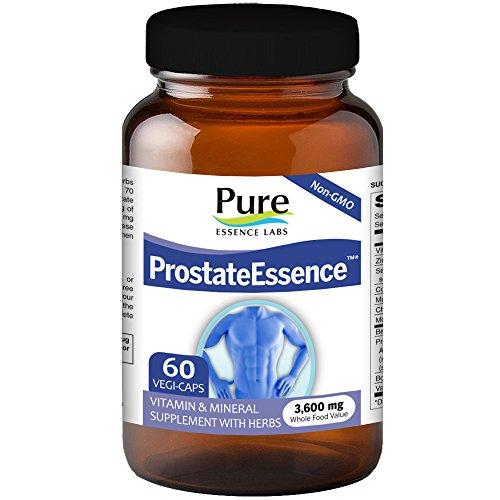 Pure Essence Labs Multi-Vitamin, Prostate Essence, 60 Count