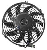 New 2007-2011 Yamaha Grizzly 700/EPS Complete Cooling Fan Assembly