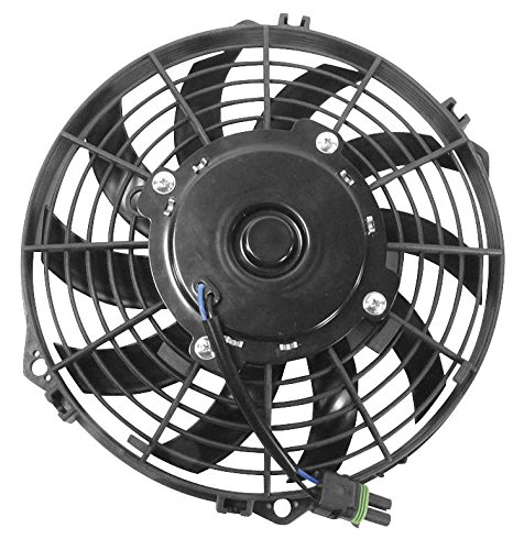 New 2012-2014 Polaris Sportsman 400 HO 4x4 Complete Cooling Fan Assembly