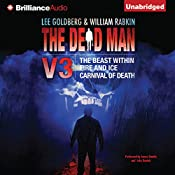 The Dead Man, Vol. 3: The Beast Within, Fire & Ice, Carnival of Death | Lee Goldberg, William Rabkin, James Daniels, Jude Hardin, Bill Crider