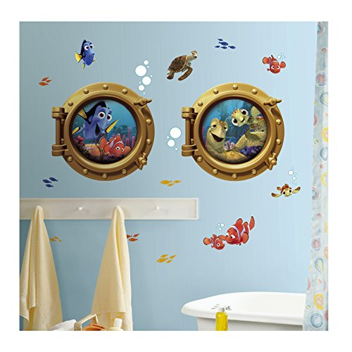 Cheap  Finding Nemo Giant Wall Wall Decals