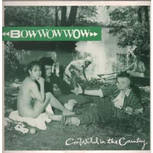 Go Wild In the Country (Bow Wow Wow Go Wild In The Country)