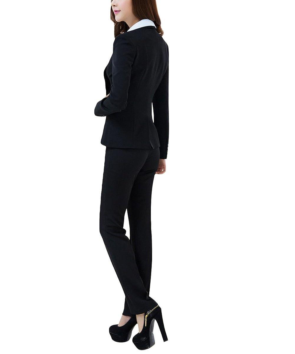 Amazon.com: Conjunto de 2 piezas de trajes ajustados para ...
