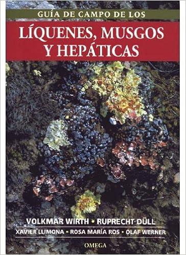 Guía de campo de musgos y hepáticas.