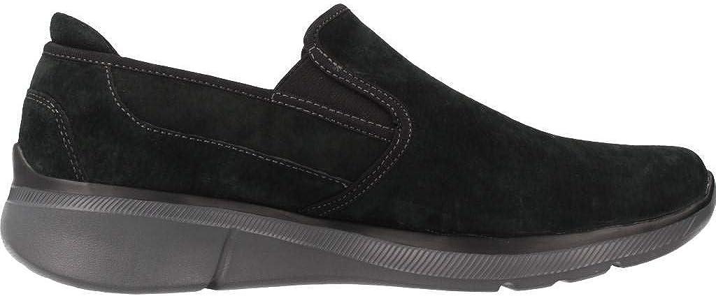 Skechers Herren Equalizer 3.0 Substic-52938 Slip On Sneaker Schwarz Bkcc LnT1r