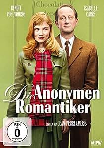 Die Anonymen Romantiker [Alemania] [DVD]