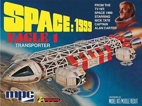 Amazon Auto World MPC791 1 72 Space 1999 Eagle Toys Games