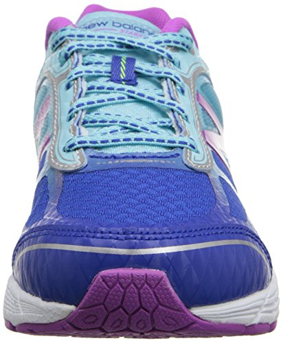 888546335189 - New Balance KJ860 Youth Lace Up Running Shoe (Little Kid/Big Kid), Blue/Purple, 11 M US Little Kid carousel main 3