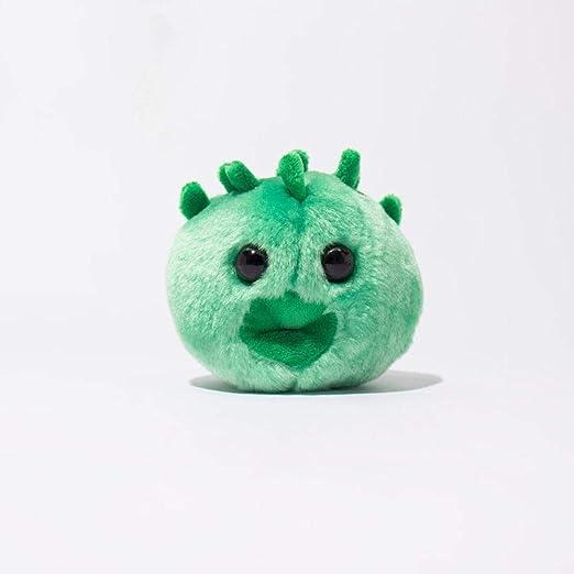 Giantmicrobes - Peluche Microbio gigante - Versión llavero Key Ring Clamidia: Amazon.es: Juguetes y juegos