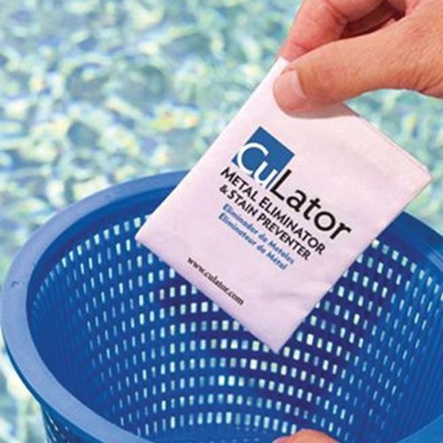 Outdoor CuLator Metal Eliminator & Stain Preventer for Pools & Spas--1 Month, Model: CUL-1MO, Garden Store, Repair & Hardware by Outdoor Gear & Hardware