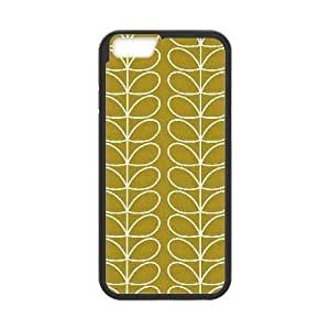 Plastic Cases Rrqcb iPhone 6s 4.7 Inch Cell Phone Case Black Orla Kiely Generic Design Back Case Cover