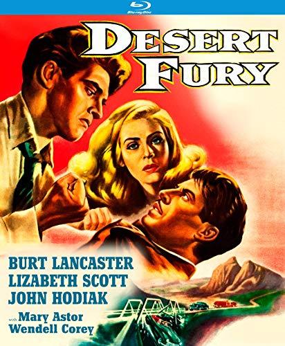 Desert Fury [Blu-ray]