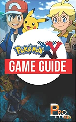 Pokemon X And Y Game Guide Amazonde Pro Gamer Fremdsprachige Bücher