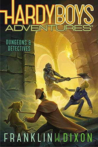 Dungeons & Detectives (Hardy Boys Adventures Book 19) ()