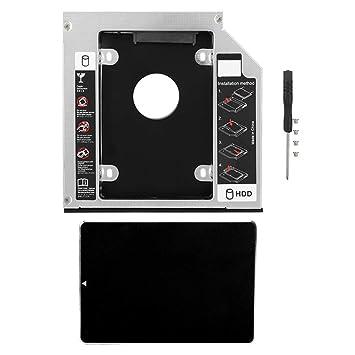 Wendry Disco Duro SATA3 SSD de Alta Velocidad + Juego de Soportes ...