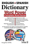 img - for English-Spanish Dictionary / Diccionario Ingles-Espanol: Word Power, Complete Word Sense / El poder de la palabra, el sentido completo de la palabra (Spanish Edition) book / textbook / text book