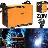 220V Handheld Mini MMA Electric Welder 10-200A Inverter ARC Welding Machine Tool