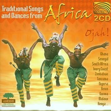 Adzido, Pan African Dane Ensemb - Traditional Songs & Dances