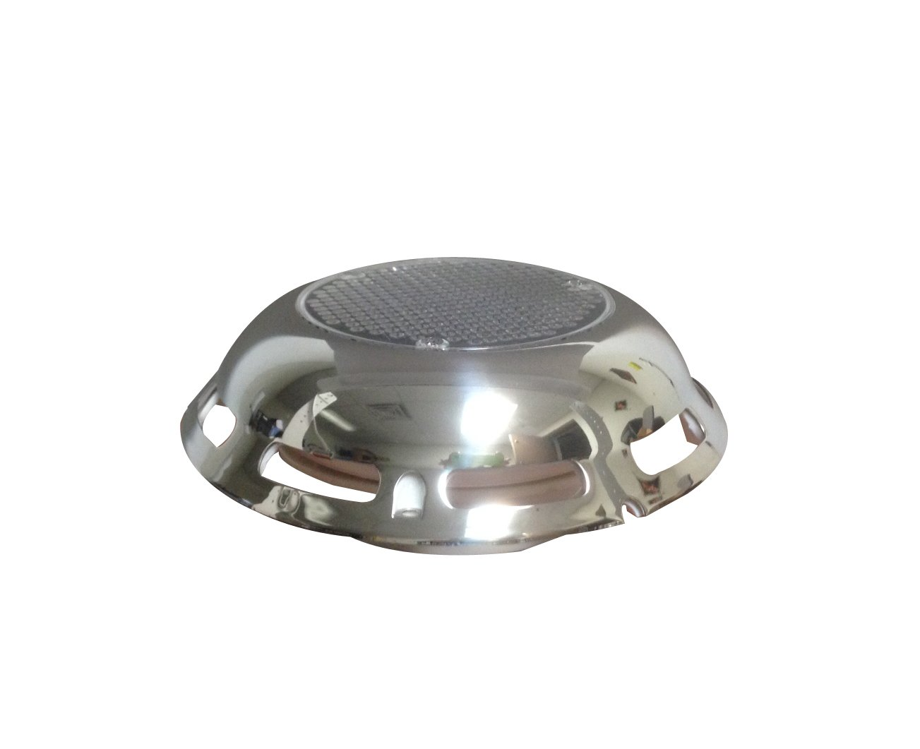 Pactrade Marine Boat 700CU FT Solar Powered 24HRS Ventilator Stainless Steel Cover by Pactrade Marine