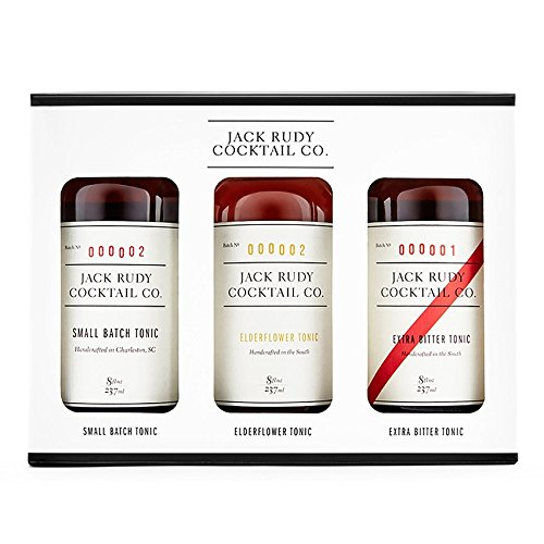 Lip Luxury Trio (Jack Rudy Cocktail Co ~ The Tonic Trio)