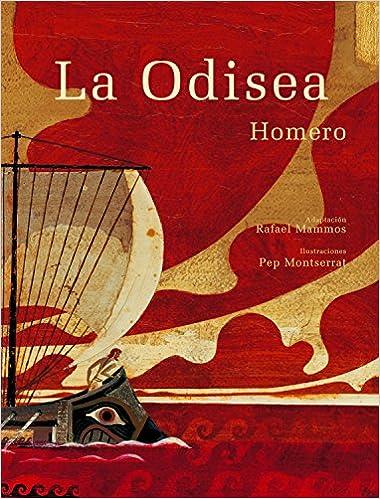Book La Odisea (Tiempo de clasicos)