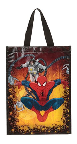 Marvel Spider-Man Trick or Treat Bag (Spider Man Treat Bags)