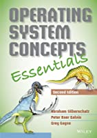 Operating System Concepts Essentials, 2nd Edition Front Cover