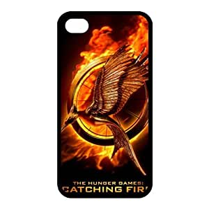 Customize Movie Hunger Games Back Case for iphone4 4S JN4S-1682