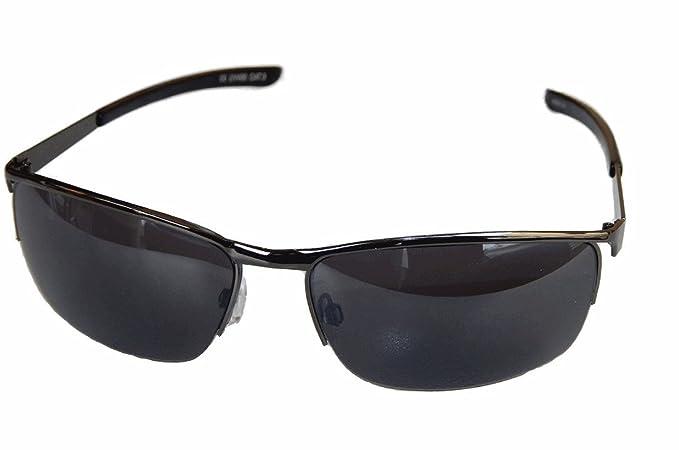Matrix Sonnenbrille Sportbrille Motorradbrille Bikerbrille Sport Brille M 21 (chrom Grün Blau) Eq3iz