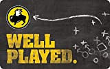 Buffalo Wild Wings Well Played Gift Cards - E-mail Delivery