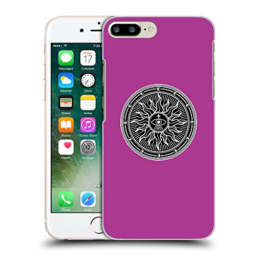 GoGoMobile Coque de Protection TPU Silicone Case pour // Q08230621 Mystique occulte 2 byzantin // Apple iPhone 7 PLUS
