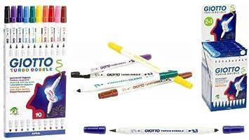 Pisaki Turbo Dobble 10 kolorĂlw