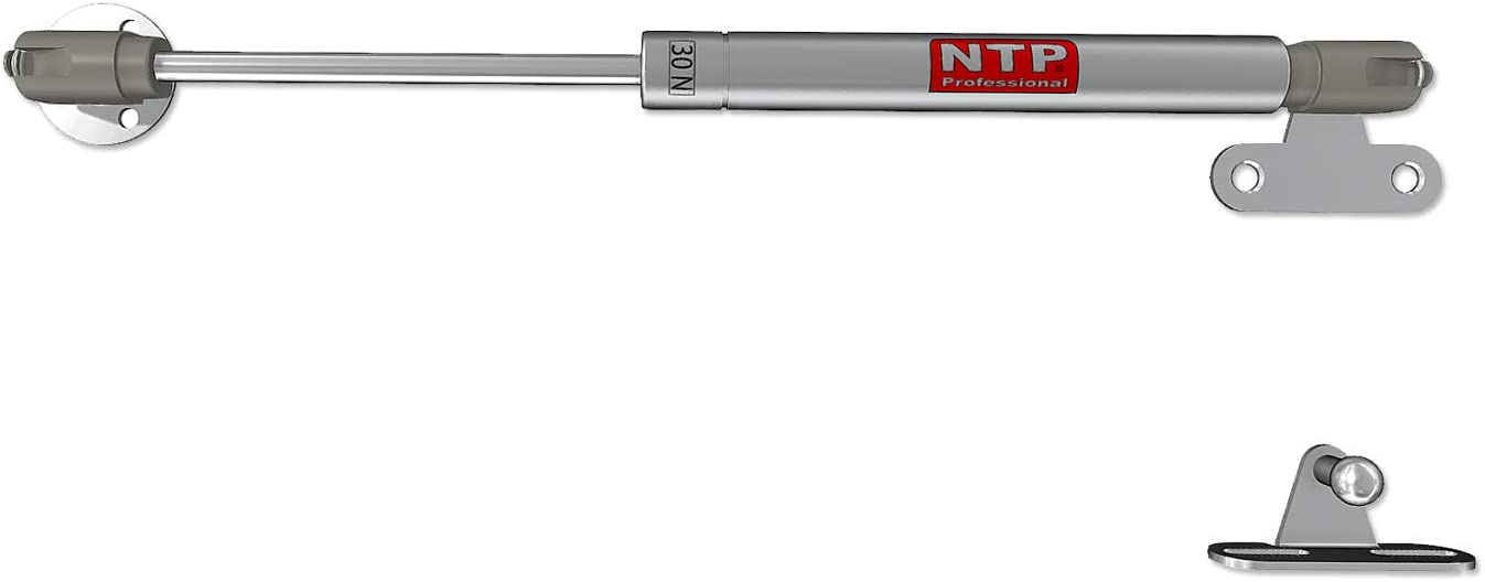 4, 60N Gas Damper Strut Stay Lift Compression Spring //// Cabinet Cupboard Door