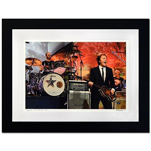 Ringo Starr & Paul McCartney by