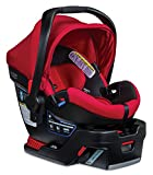 Britax B-Safe 35 Elite Infant Car Seat, Red Pepper