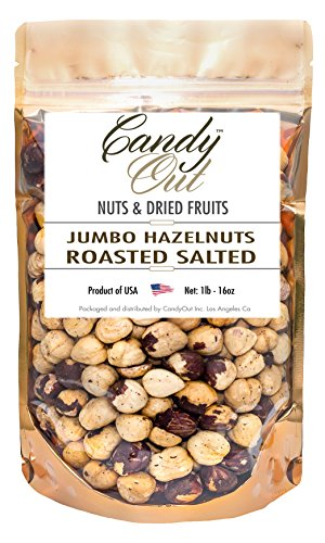 roasted filberts - 9