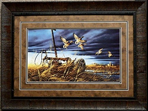 Terry Redlin Landmark Mallard Duck Print-Framed - Mallards By Terry