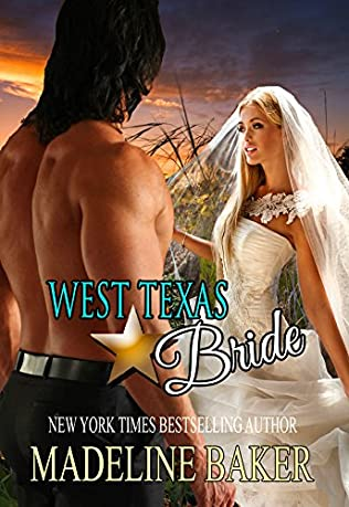 book cover of West Texas Bride