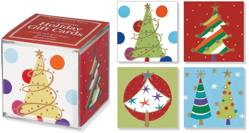 - Holiday Trees (Christmas Cards, Holiday Cards, Greeting Cards, Holiday Photo Cards) (Holiday Gift Enclosures)