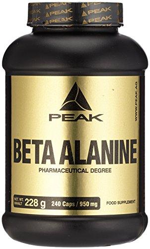 Peak Beta-Alanin, 240 Kapseln, 1-er Pack (1 x 228 g)