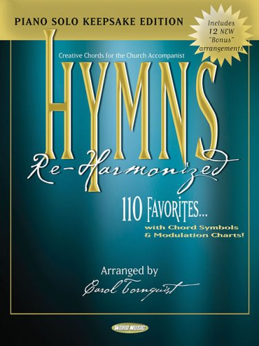 Hymns Re-Harmonized - Keepsake Edition: Piano ()