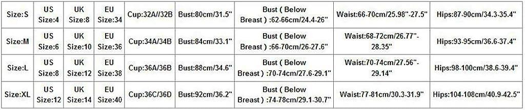 UOKNICE Swimwear for Womens Summer Beach Ruffled Patchwork 1 Piece Hollow Bathing Suit Beachwear Tankini Bikini