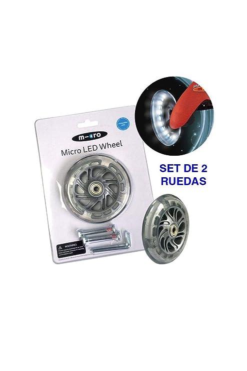 Micro Mobility Unisex - Mini Ruedas para Adultos, Color ...