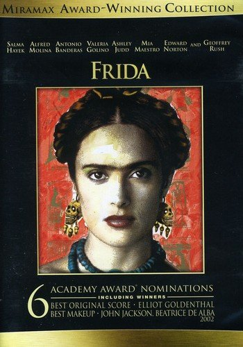 DVD : Frida [2002] [WS] (Widescreen, AC-3, Dolby)