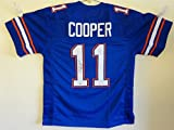 RILEY COOPER SIGNED AUTO UNIVERSITY OF FLORIDA GATORS BLUE JERSEY SI AUTOGRAPHED