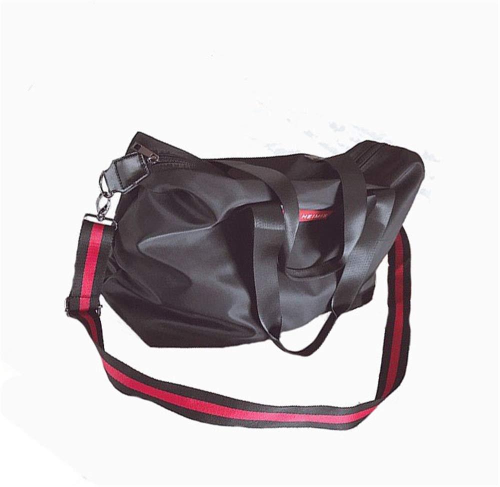 Travel Duffel Hand Luggage Luggage Bag Simple Short Trip Bag Portable Large Capacity Casual Bag Yoga Bag Weekender Overnight Luggage