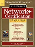 Network+ Certification All-in-One Exam Guide, Third Edition (All-in-One)