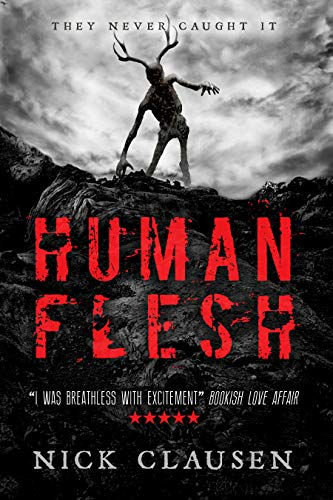 Human Flesh by [Clausen, Nick]